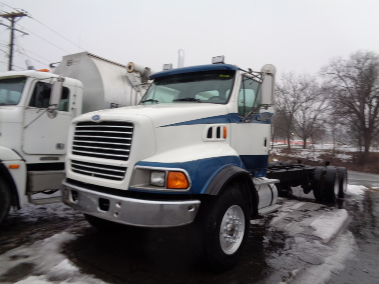 Ford l9000 Manual on